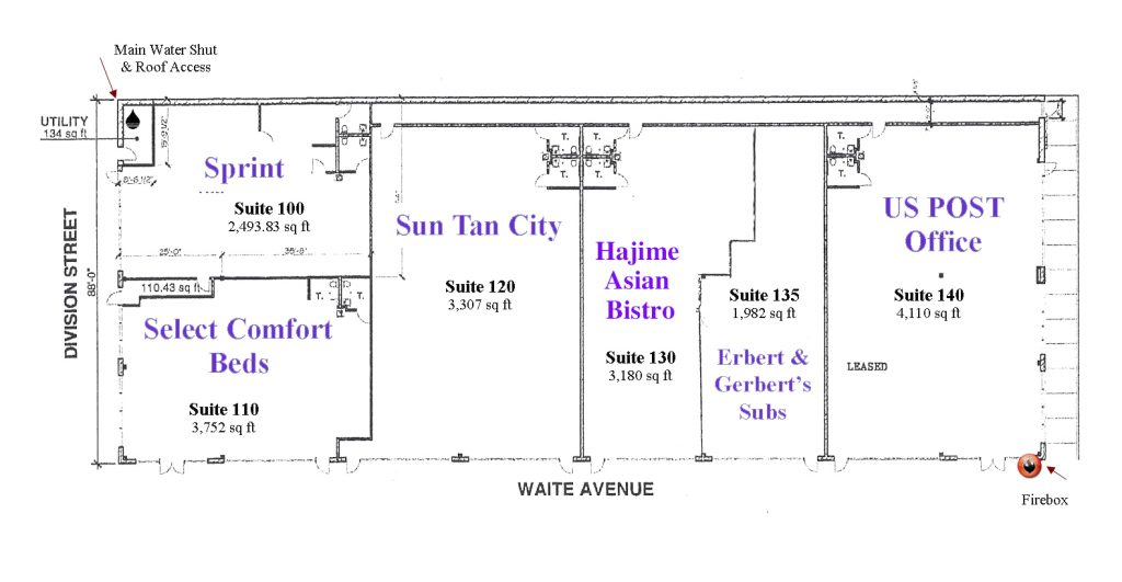 Centre Place Floor Plan 042617