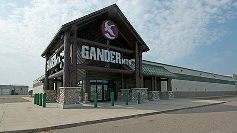 Former Gander Mountain Store